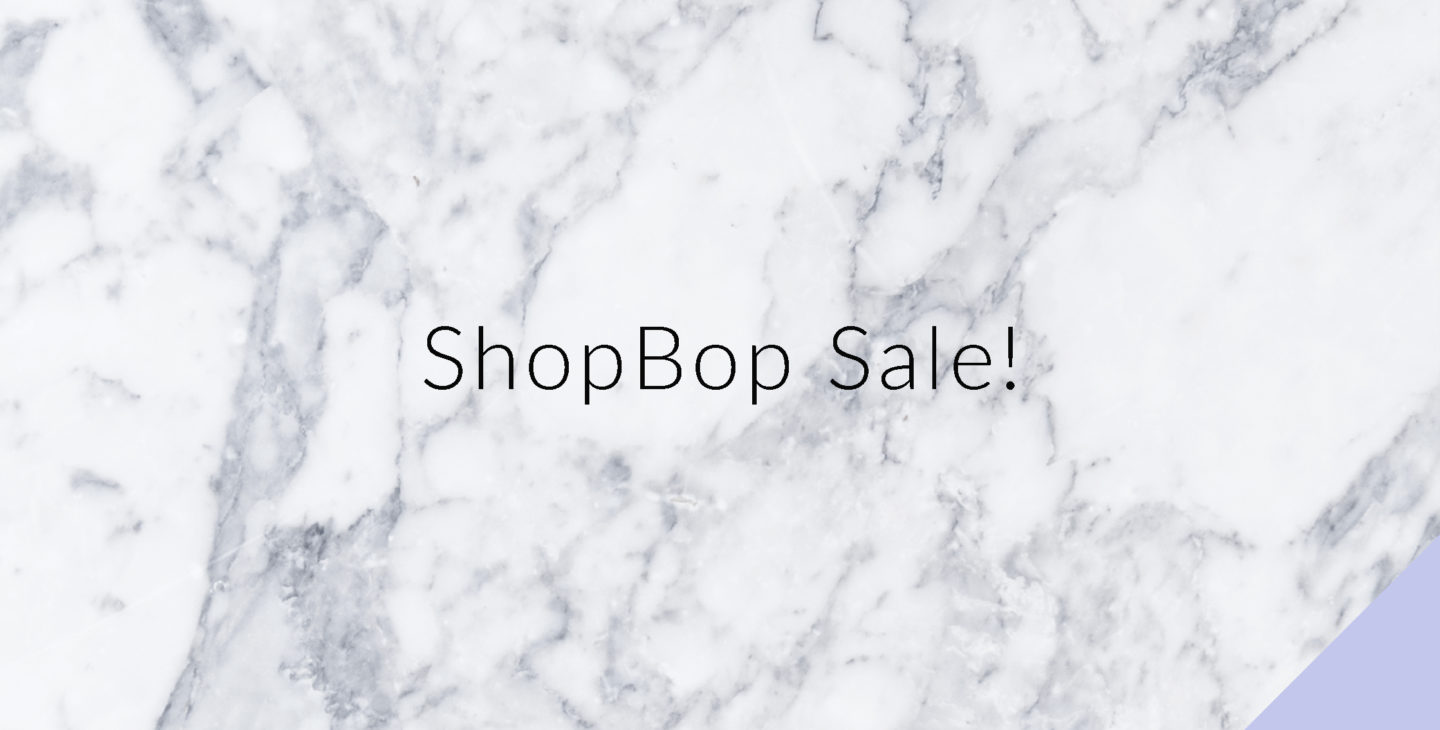 ShopBop Sale – Last Day!