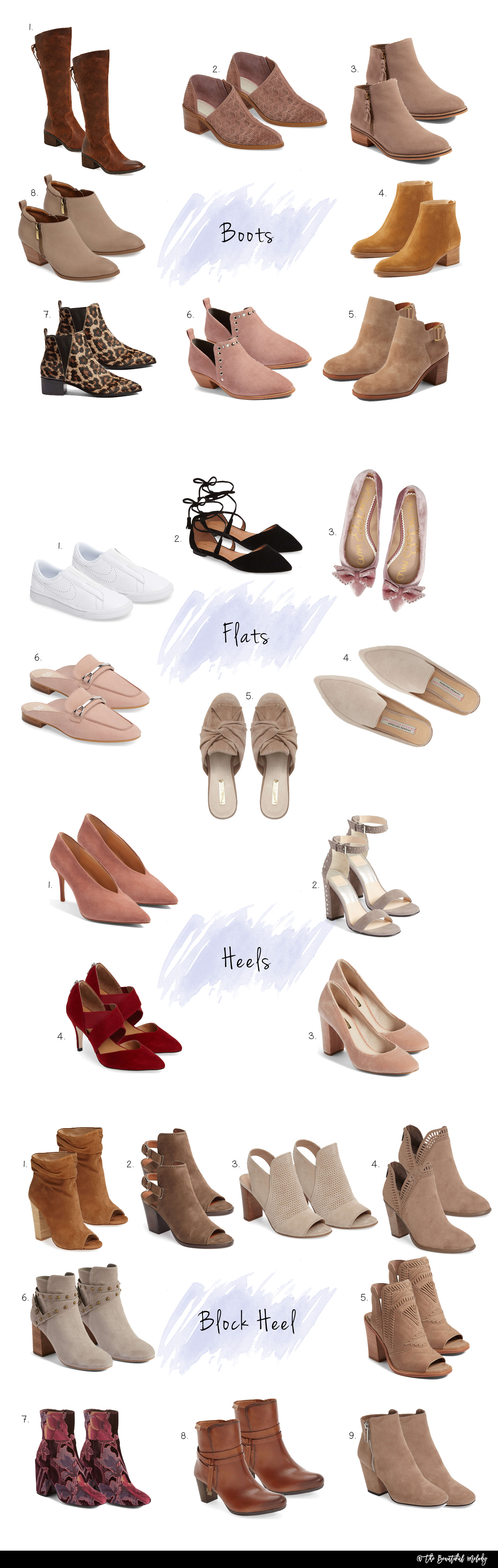 Best of Shoes from the NSale!